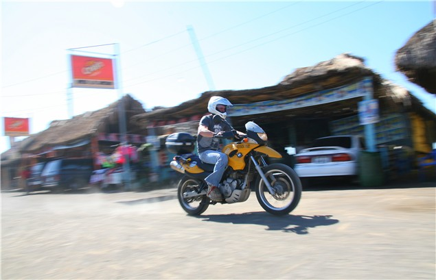 Jet and Rent: Mexico by motorcycle