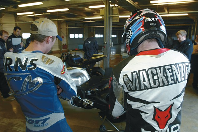 First Ride: Harris WCM GP review
