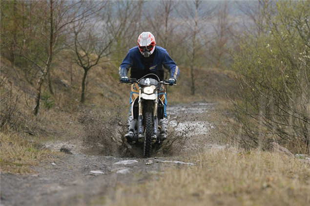 BMW Offroad School review