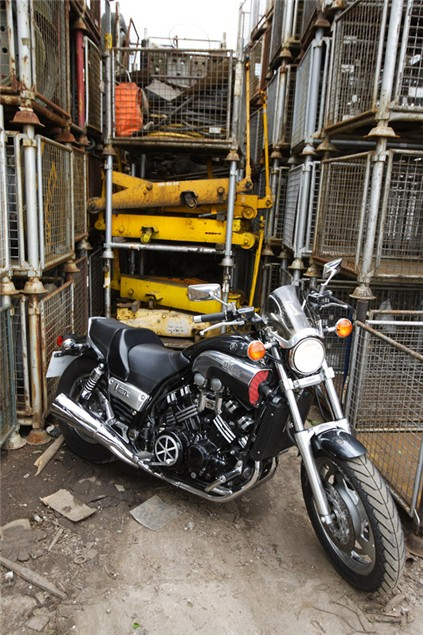 Japanese Muscle: Yamaha Vmax used review