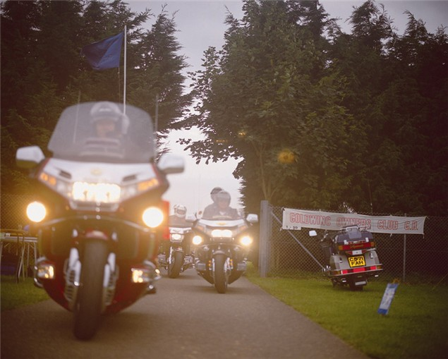 Cowboys & Engines - GoldWing Owners' Club UK