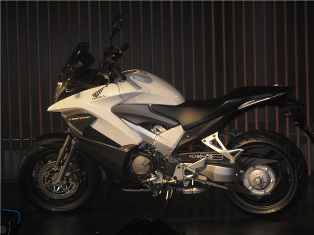 Milan Show: Honda Crossrunner
