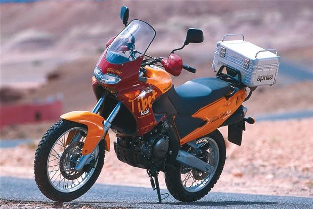First Ride: 2003 Aprilia Pegaso Tibet