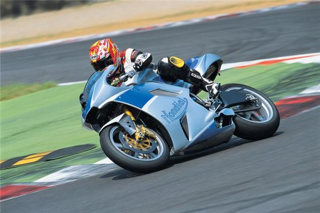 First Ride: Mondial Piega-Monza