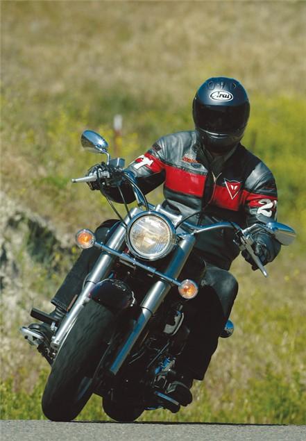 First Ride: 2003 Yamaha XV1700 Road Star