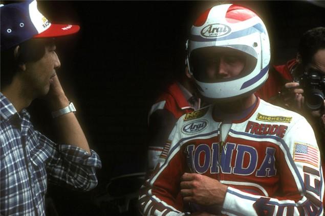 'Fast' Freddie Spencer Interview