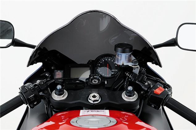 Honda Fireblade History: The Gathering