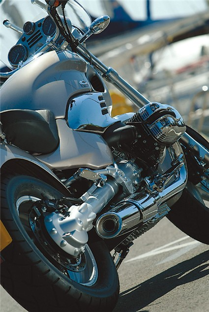 First Ride: 2004 BMW R1200C Montauk