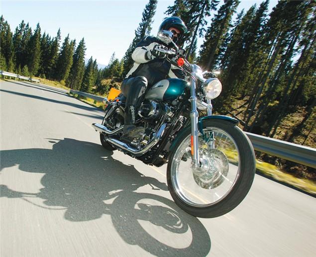 First Ride: 2004 Harley-Davidson Sportster Range