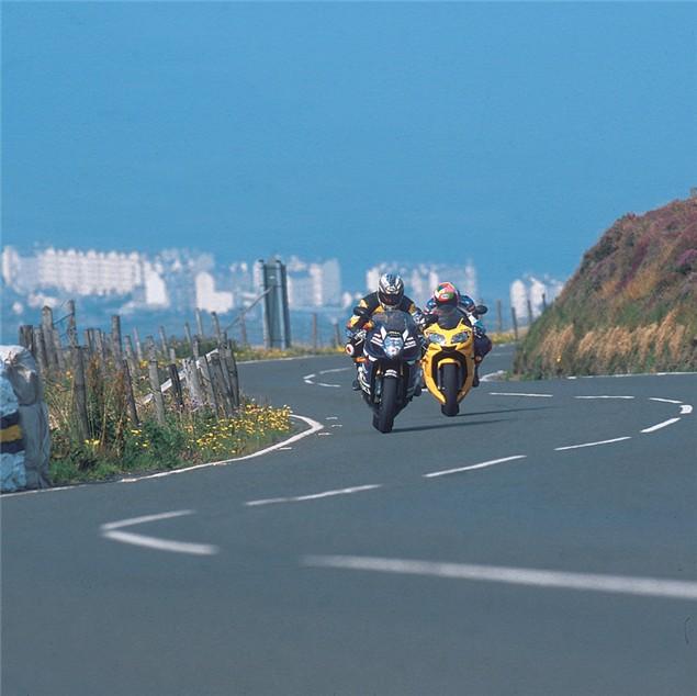 Pleasure Island - 2003 TT Test