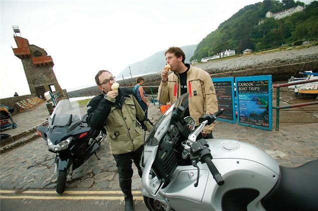 Devon Help Us - 2003 Tourer Test