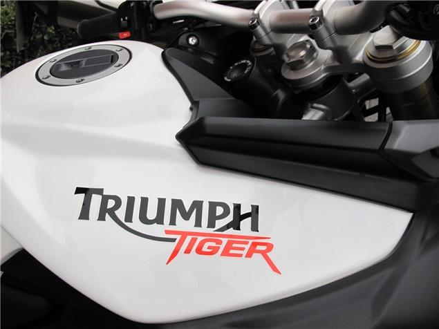 First Ride: Triumph Tiger 800
