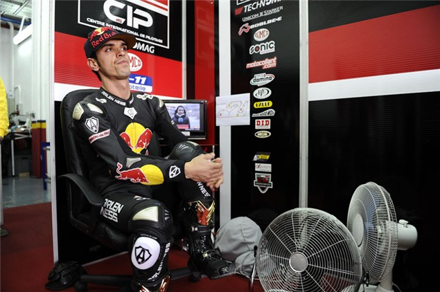 Moto2 Testing from Monday