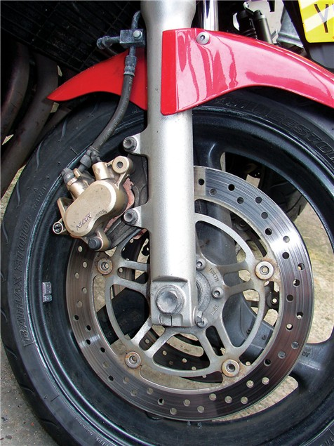 D.I.Y: Brake Maintenance