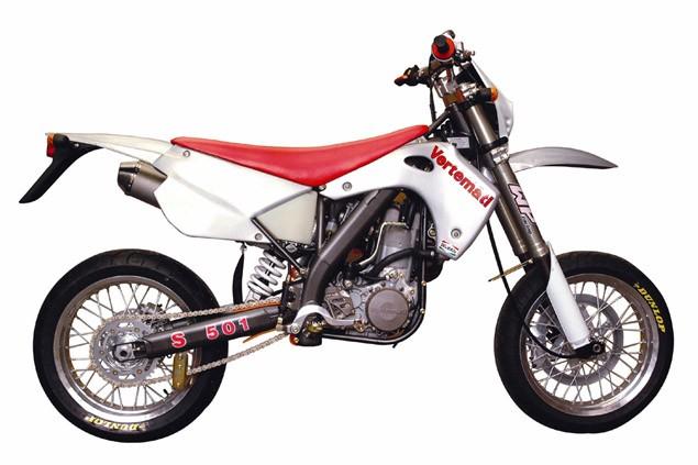 First Ride: 2002 Vertemati S501