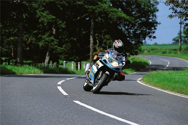 Ride Like Mackenzie: Road Cornering