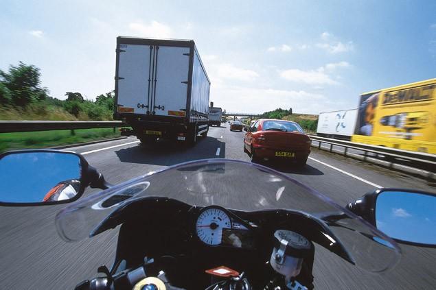 Ride Like Mackenzie: Road Survival
