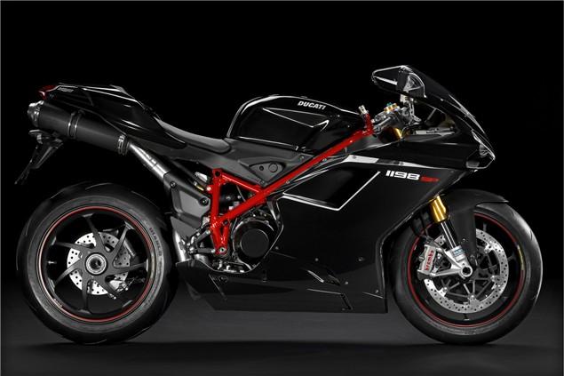 Prince William orders £17k Ducati 1198SP superbike