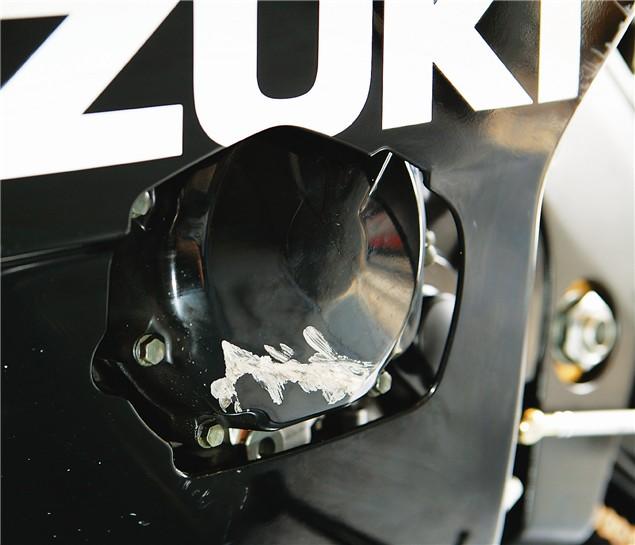 Living with a 2003 Suzuki GSX-R1000