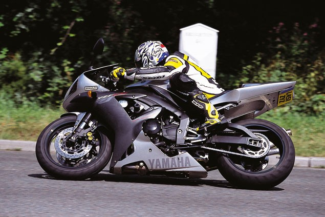 Living with a 2002 Yamaha YZF-R1