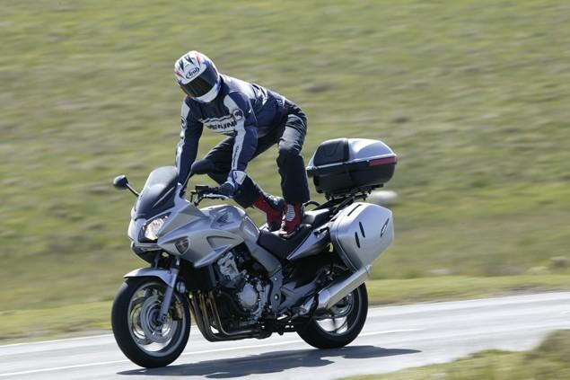 Living with a 2006 Honda CBF1000