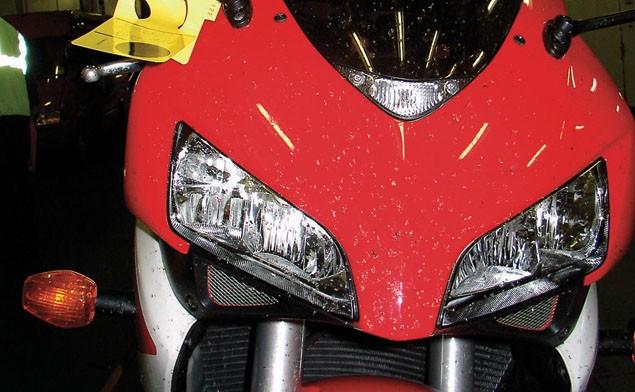 Living with a 2004 Honda Fireblade CBR1000RR