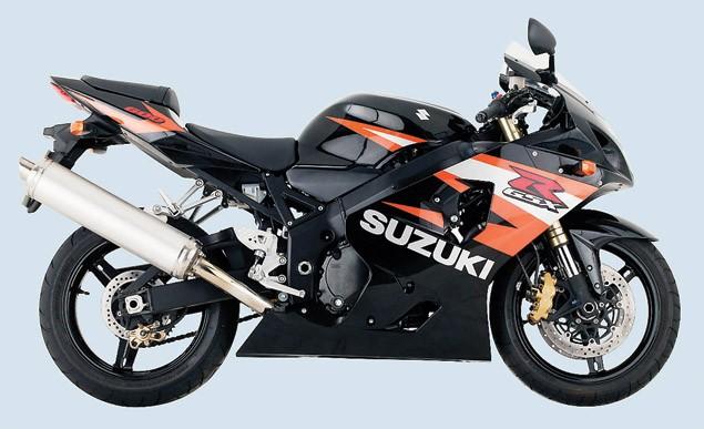 Living with a 2004 Suzuki GSX-R600 K4