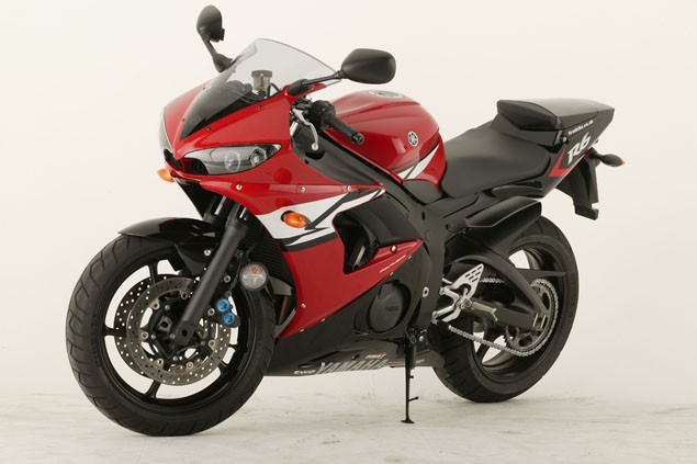 Living with a 2004 Yamaha YZF-R6