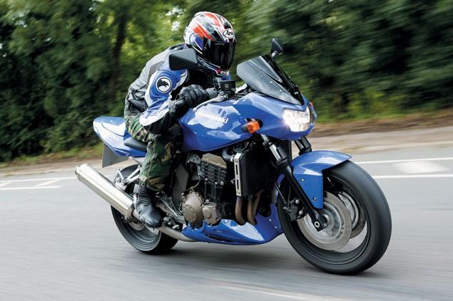Living with a 2004 Kawasaki Z750