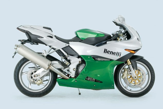 Living with a 2004 Benelli Tornado
