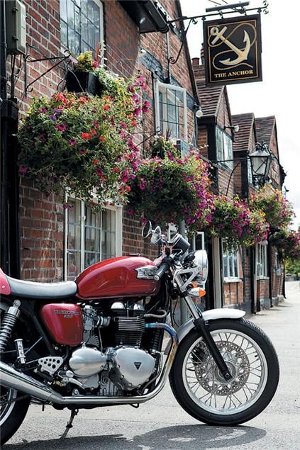 Living with a Triumph Thruxton