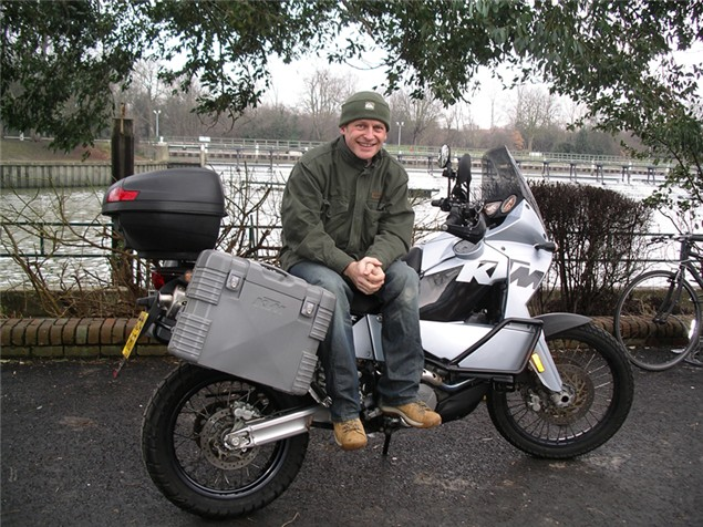 Living with a 2004 KTM 950 Adventure