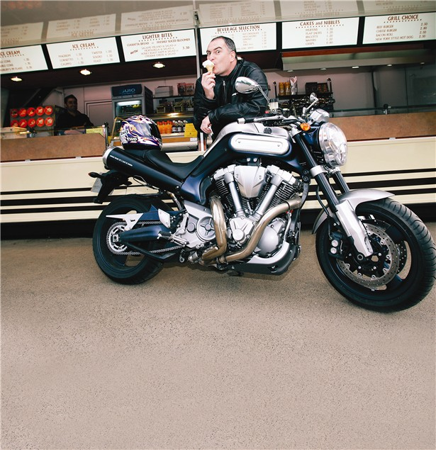 Living with a 2005 Yamaha MT-01