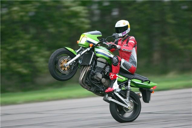 Living with a 2005 Kawasaki ZRX1200R