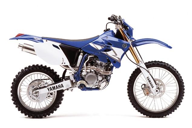 Living with a Yamaha WR250F