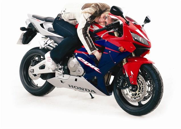 Living with a 2005 Honda CBR600RR