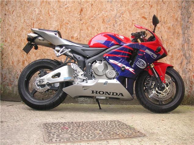 Living With A 2005 Honda Cbr600rr Visordown