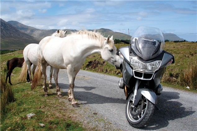 Living with a 2005 BMW R1200RT