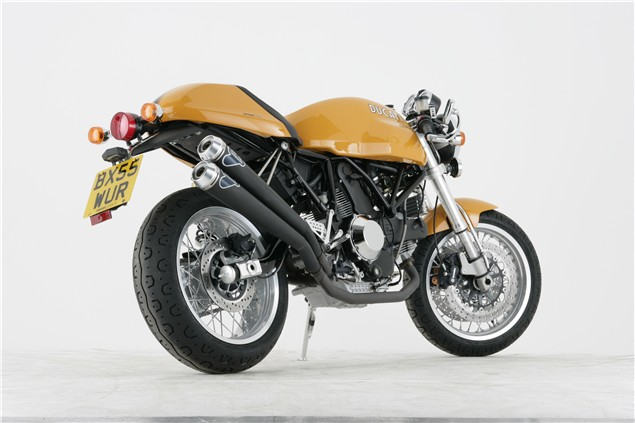Living with a 2006 Ducati Sport Classic
