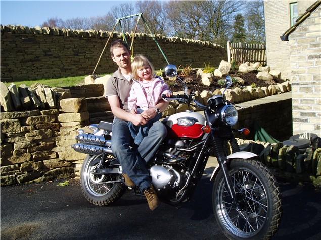 Living with a 2006 Triumph Scrambler