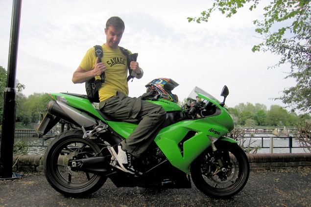 Living with a 2006 Kawasaki ZX-10R