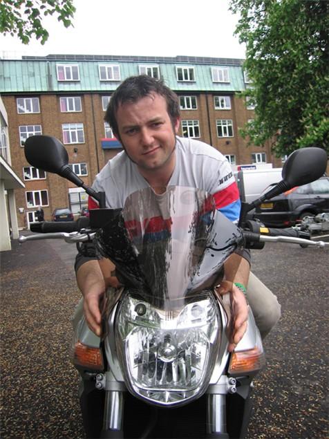 Living with a 2006 Suzuki GSR600