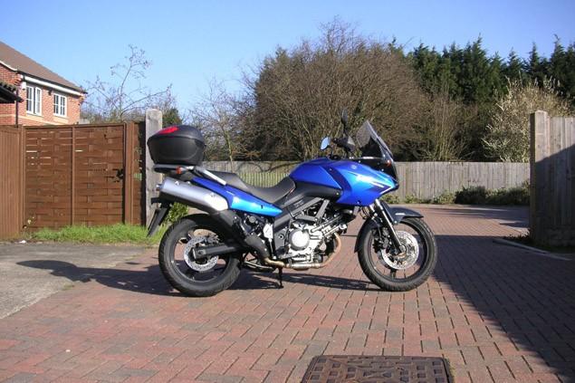 Living with a 2007 Suzuki DL650 V-Strom