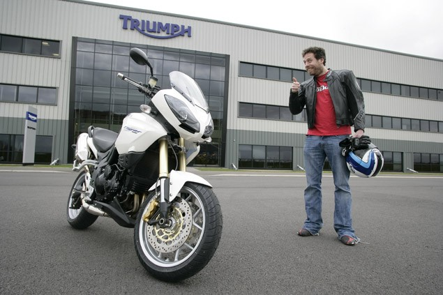 Living with a 2007 Triumph Tiger 1050