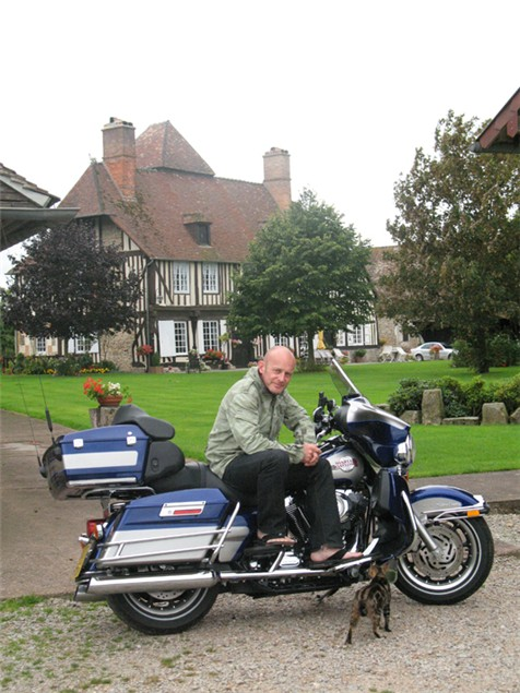 Living with a Harley-Davidson FLHTCUI Ultra Classic Electra Glide