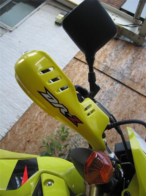 Living with a 2005 Suzuki DR-Z400SM