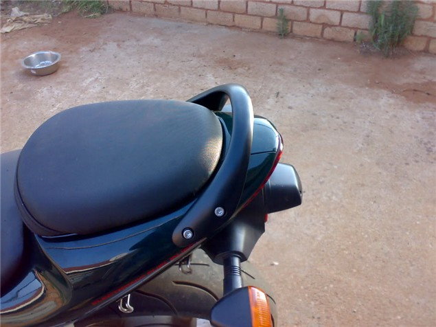 Top 10 tips for pillion success