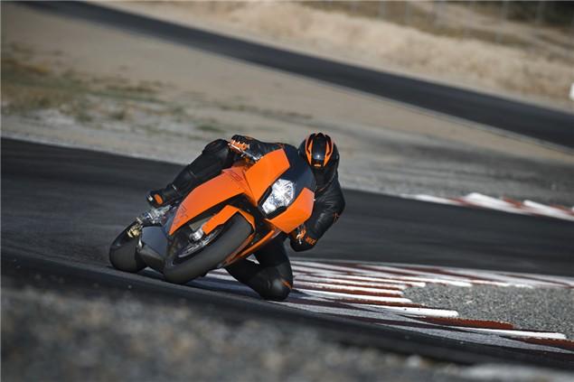 Director of KTM RC8 Sales & Marketing: Hubert Trunkenpolz
