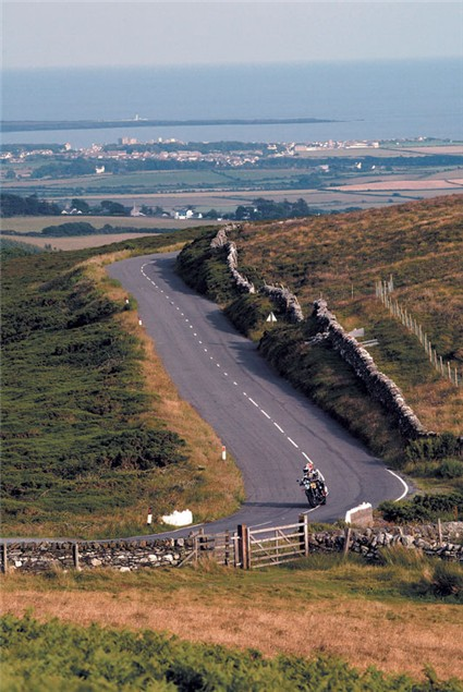 Isle of Delight - Riding the Isle of Man