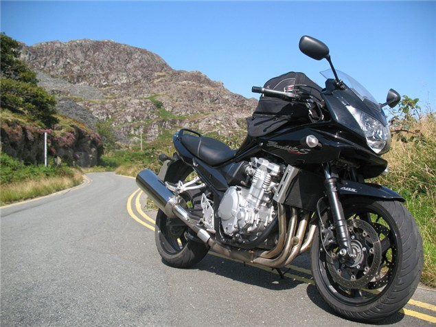 Living with a 2007 Suzuki GSF1250S Bandit